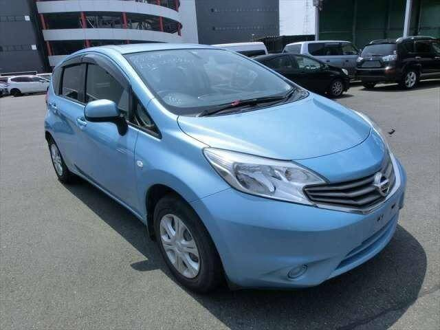 Nissan Note Occasion >> Note