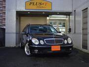 2005 MERCEDES BENZ E-CLASS STATIONWAGON