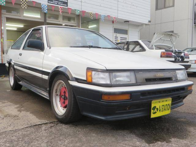 Used Toyota Corolla >> Corolla Levin