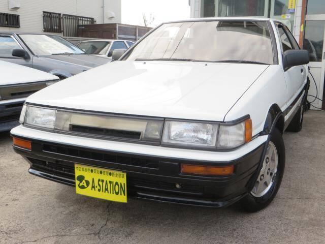 1987 toyota corolla levin ref no 0120279400 used cars for sale picknbuy24 com corolla levin