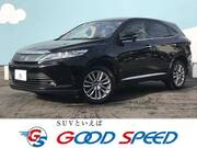 2017 TOYOTA HARRIER PREMIUM