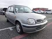 2001 NISSAN MARCH