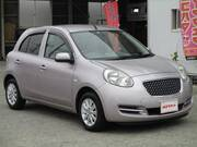2011 NISSAN MARCH