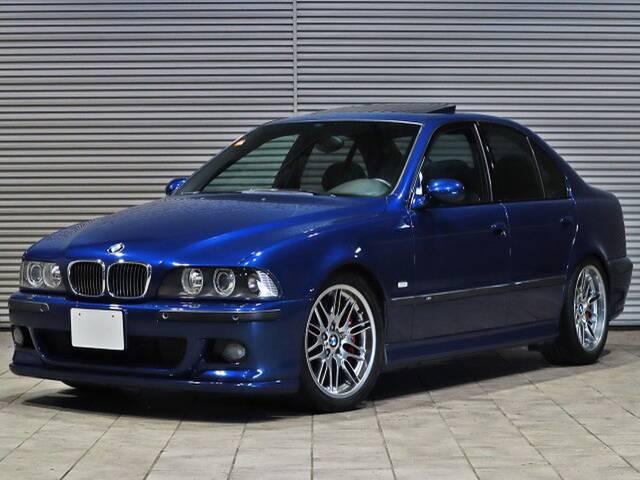2002 Bmw M5 Ref No 0120362774 Used Cars For Sale Picknbuy24 Com