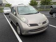 2007 NISSAN MARCH 12S ONE TOUCH COLLECTION