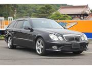 2007 MERCEDES BENZ E-CLASS STATIONWAGON