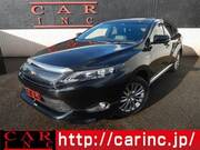 2014 TOYOTA HARRIER HYBRID