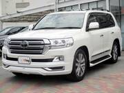 2018 TOYOTA LAND CRUISER ZX