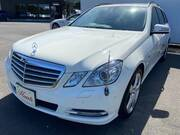 2011 MERCEDES BENZ E-CLASS STATIONWAGON