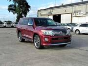 2014 TOYOTA LAND CRUISER AX G SELECTION