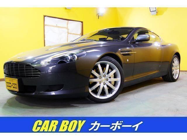 2006 Aston Martin Db9 Ref No 0120445666 Used Cars For Sale Picknbuy24 Com
