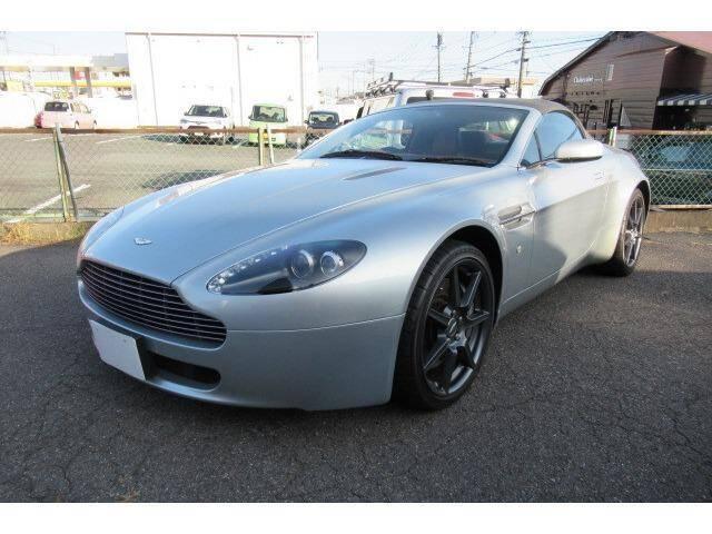 2007 Aston Martin V8 Vantage Ref No 0120452541 Used Cars For Sale Picknbuy24 Com