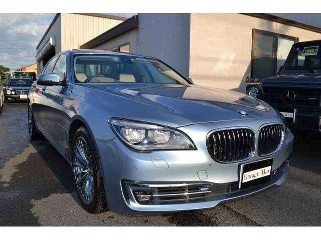 2014 Bmw 7 Series Ref No 0120452976 Used Cars For Sale Picknbuy24 Com