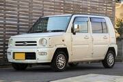 2002 DAIHATSU NAKED MEMORIAL EDITION