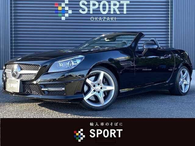2014 Mercedes Benz Slk Class Ref No 0120467001 Used Cars For Sale Picknbuy24 Com