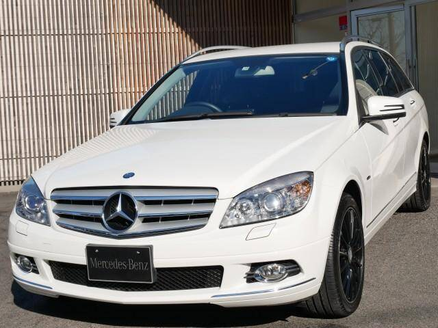 2009 Mercedes Benz C Class Stationwagon Ref No 0120473655 Used Cars For Sale Picknbuy24 Com