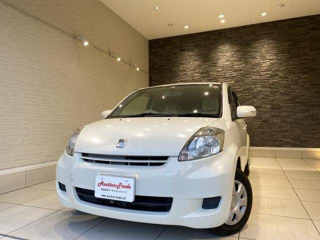 TOYOTA PASSO X F PACKAGE
