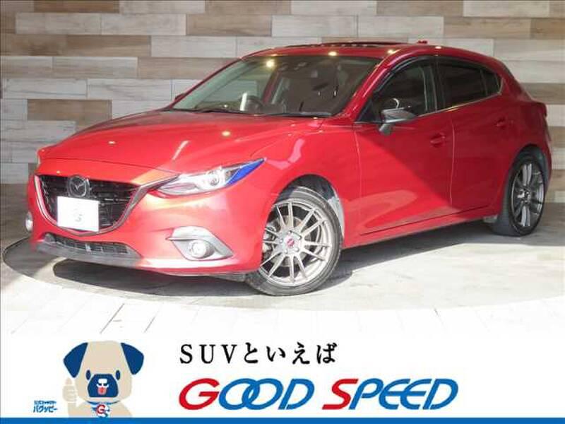 Mazda Axela Sports (mazda3)