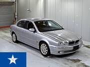 2002 JAGUAR X-TYPE 2.5 V6