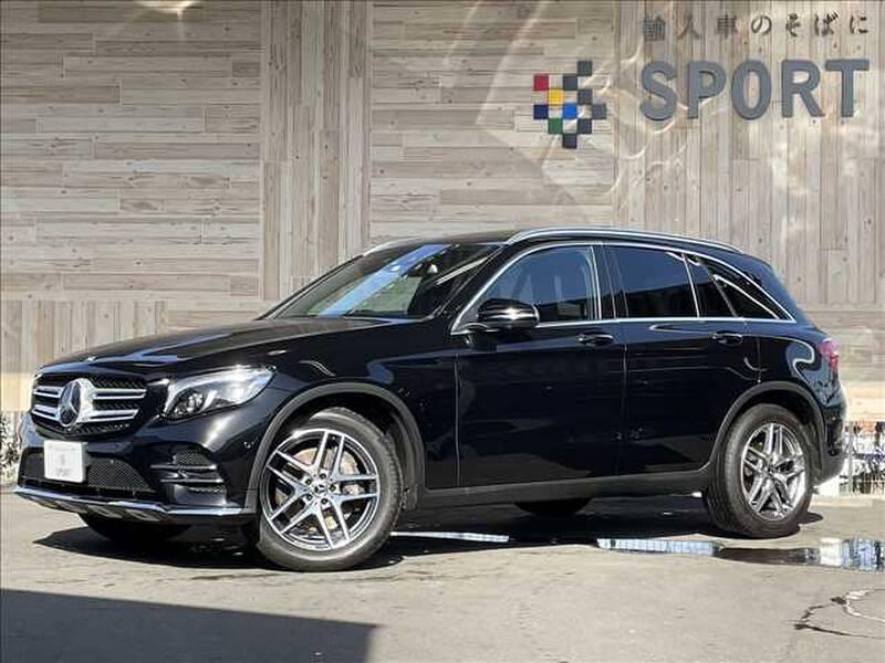 Mercedes Benz Glc-class