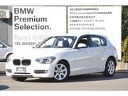 2013 BMW 1 SERIES 116i