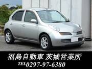 2005 NISSAN MARCH 12c i SELECTION