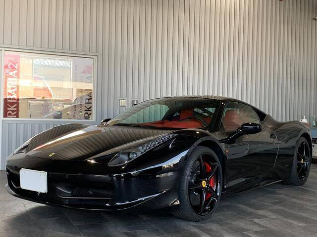2010 Ferrari 458 Italia Ref No 0120510233 Used Cars For Sale Picknbuy24 Com