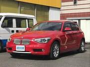 2012 BMW 1 SERIES 116i