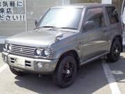 2002 MITSUBISHI PAJERO MINI