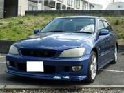 2002 TOYOTA ALTEZZA RS200 Z-ED
