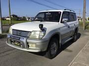 2000 TOYOTA LAND CRUISER PRADO TX