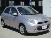 2010 NISSAN MARCH 12G
