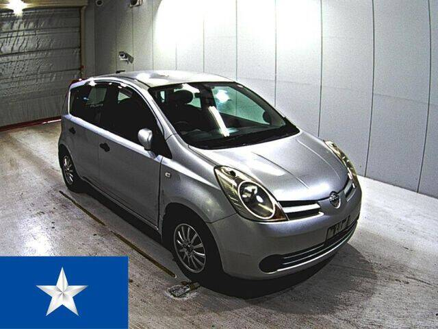 NISSAN NOTE 15S