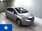 2016 NISSAN NOTE X