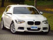 2012 BMW 1 SERIES (Left Hand Drive)