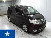 2010 NISSAN SERENA HIGHWAYSTAR V SELECTION