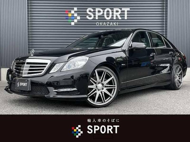Mercedes Benz E-class Sedan