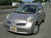 2008 NISSAN MARCH