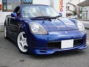 2000 TOYOTA MR-S S EDITION