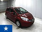 2012 NISSAN NOTE X