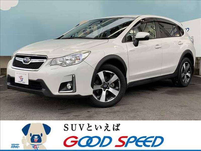 Subaru Exiga Cross Over