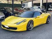 2018 FERRARI 458 ITALIA (Left Hand Drive)