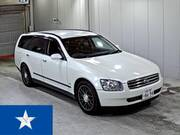 2002 NISSAN STAGEA 250t RS FOUR V