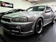 2000 NISSAN STAGEA 25T RS FOUR V