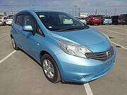 2012 NISSAN NOTE X DIG-S