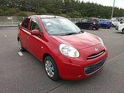 2011 NISSAN MARCH 12G